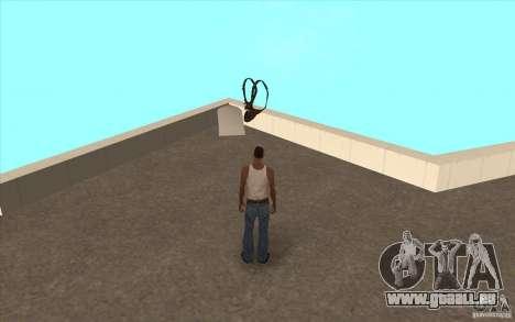 Fallschirm für GTA San Andreas