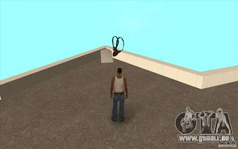 Parachute pour GTA San Andreas