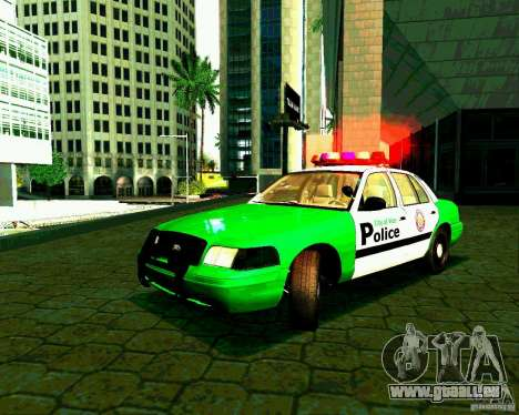 Ford Crown Victoria 2003 Police Interceptor VCPD pour GTA San Andreas