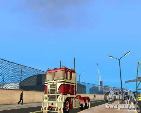 Kenworth K100 pour GTA San Andreas
