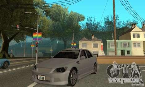 DRIFT CAR PACK pour GTA San Andreas douzième écran