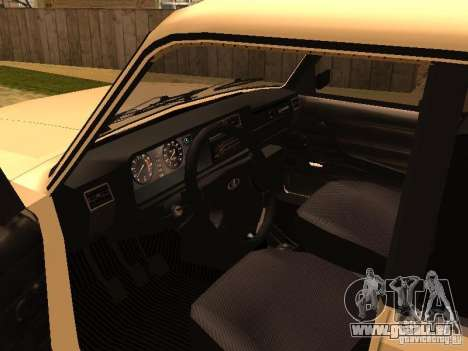 VAZ 2104 pour GTA San Andreas vue de droite