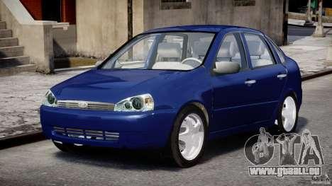 Kalina Vaz-1118 pour GTA 4