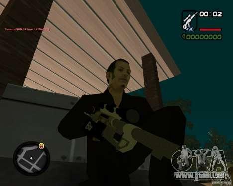 Sniper für GTA San Andreas zweiten Screenshot