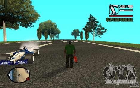 High-speed line pour GTA San Andreas troisième écran