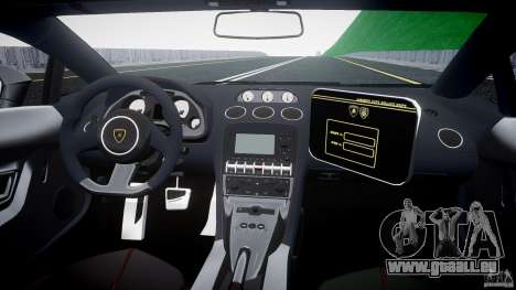 Lamborghini Gallardo LP570-4 Superleggera 2011 pour GTA 4 est un droit