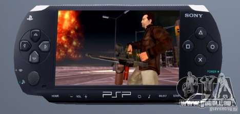 PSP Remote Explosive Pack pour GTA San Andreas