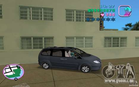 Citroen C8 für GTA Vice City