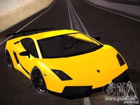 Orange ENB by NF v1 pour GTA San Andreas quatrième écran