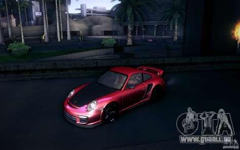 Porsche 911 GT2 RS 2012 für GTA San Andreas Innenansicht