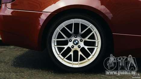 BMW M3 GTS 2010 für GTA 4 Seitenansicht
