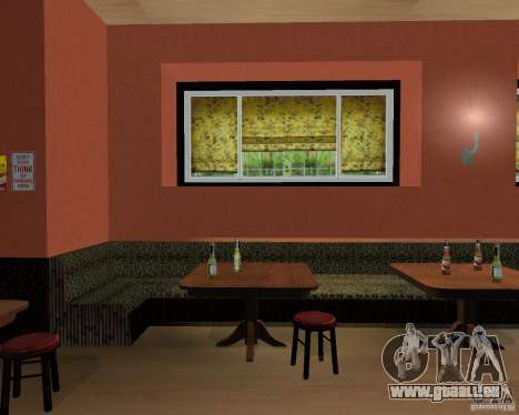 Un nouveau bar à Gantone pour GTA San Andreas sixième écran