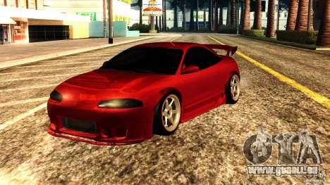 Mitsubishi Eclipse 1998 pour GTA San Andreas