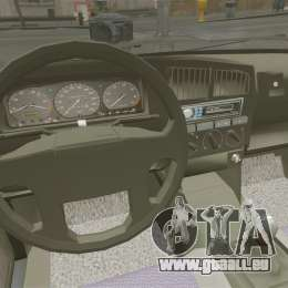 Volkswagen Passat B4 pour GTA 4 Vue arrière