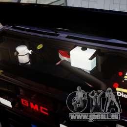 GMC Vandura A-Team Van 1983 pour GTA 4 est un droit