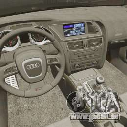 Audi RS5 2012 für GTA 4 Seitenansicht