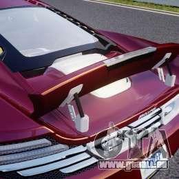 McLaren MP4-12C [EPM] für GTA 4 Innen