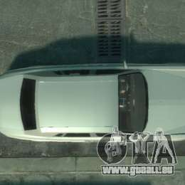 Rolls-Royce Phantom für GTA 4 Seitenansicht