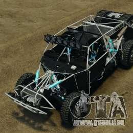 Chevrolet Silverado CK-1500 Stock Baja [EPM RIV] für GTA 4 Räder