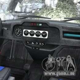 UAZ 31514 commandant v1.0 pour GTA 4 est un droit