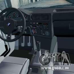BMW M3 E30 FINAL für GTA 4 Innenansicht