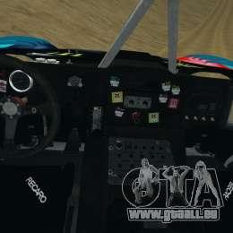 Chevrolet Silverado CK-1500 Stock Baja [EPM RIV] für GTA 4 Rückansicht
