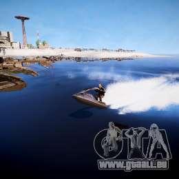 Jet Sky für GTA 4 linke Ansicht