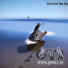 Jet Sky für GTA 4