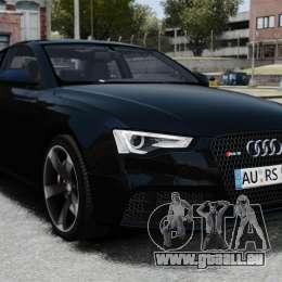 Audi RS5 2012 pour GTA 4