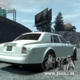 Rolls-Royce Phantom für GTA 4 rechte Ansicht