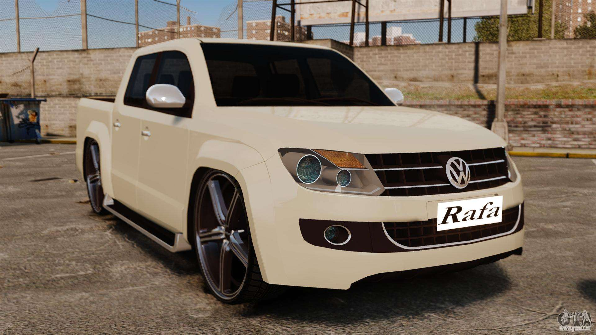 volkswagen amarok light tuning f r gta 4. Black Bedroom Furniture Sets. Home Design Ideas