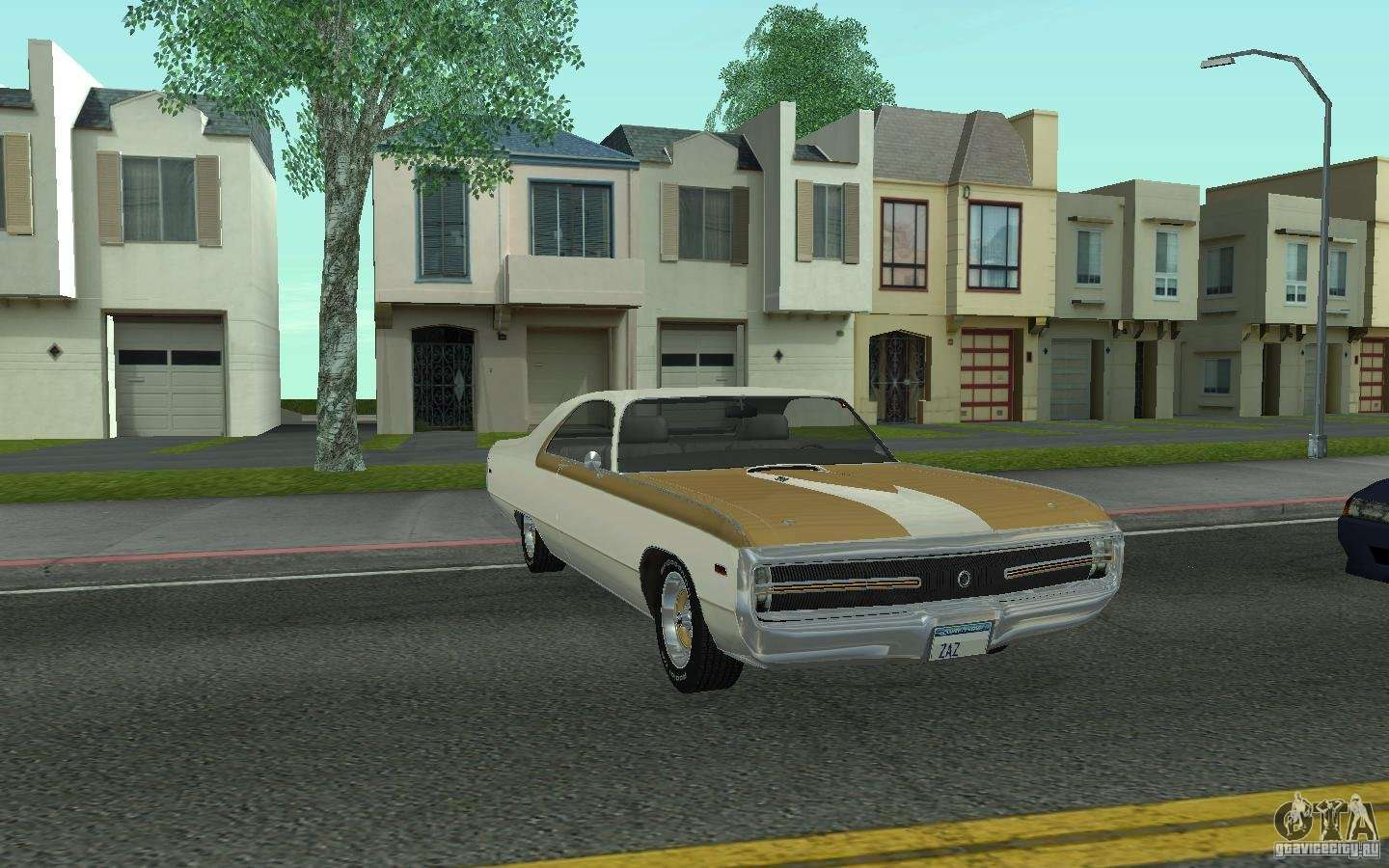 chrysler 300 hurst 1970 pour gta san andreas. Black Bedroom Furniture Sets. Home Design Ideas