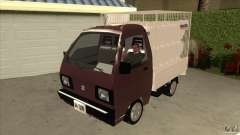 Suzuki Carry 4wd 1985 Abastible