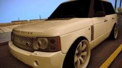 Land Rover Range Rover Supercharged 2008 für GTA San Andreas