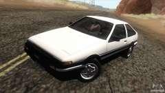 Toyota Sprinter Trueno AE86 GT-Apex