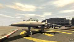 Liberty City Air Force Jet (mit Getriebe)