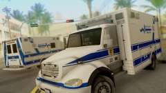Freightliner Bone County Police Fire Medical pour GTA San Andreas