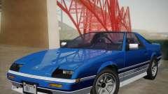 GTA IV Ruiner v2 für GTA San Andreas