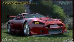 Aston Martin DB9 GTR SPORT [NFS Undercover]