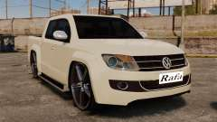 Volkswagen Amarok Light Tuning für GTA 4