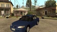 Honda Accord 2001 beta1 für GTA San Andreas