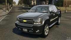 Chevrolet Avalanche Stock [Beta]