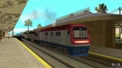 Diesel locomotive TÈP150-001