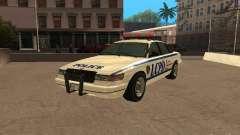 La police de GTA4