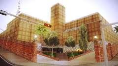 Le nouvel hôpital de Los Santos