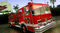 Pumper Firetruck Los Angeles Fire Dept