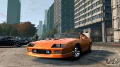 Chevrolet Camaro IROC-Z 1990 v1.0