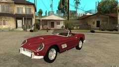 Ferrari 250 California 1957 für GTA San Andreas