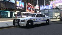 Dodge Charger NYPD pour GTA 4