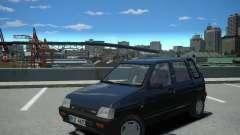 Daewoo Tico SX 1996 pour GTA 4